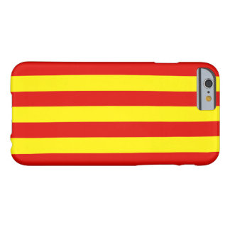 Flag of Catalunya Barely There iPhone 6 Case