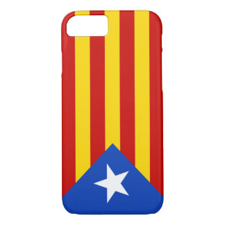 Flag of Catalunya Independence iPhone 8/7 Case