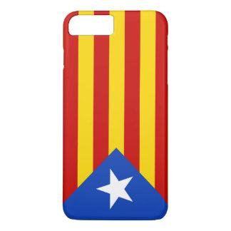 Flag of Catalunya Independence iPhone 8 Plus/7 Plus Case