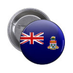 Flag of Cayman Islands Button