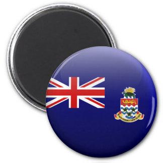 Flag of Cayman Islands Fridge Magnet
