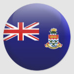 Flag of Cayman Islands Stickers