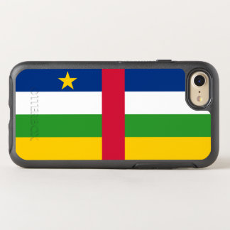 Flag of Central African Rep. OtterBox iPhone Case
