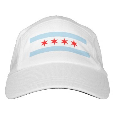 USA Themed Flag of Chicago, Illinois Hat