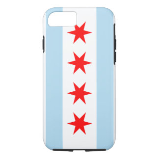 Flag of Chicago iPhone 7 Tough™ iPhone 8/7 Case