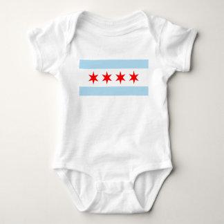 Flag of Chicago Tshirt
