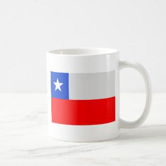 Flag of Chile Coffee Mug