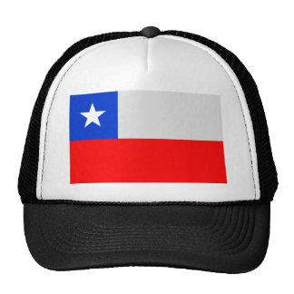 Flag of Chile Trucker Hat