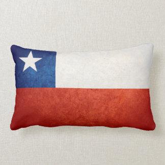 Flag of Chile Lumbar Pillow