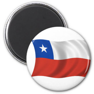 Flag of Chile Magnet