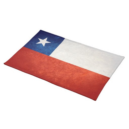Flag of Chile Placemat