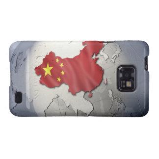 Flag of China Galaxy SII Case
