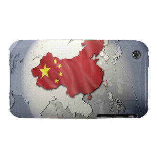 Flag of China iPhone 3 Case-Mate Cases