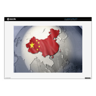 Flag of China Decals For Laptops