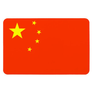 Flag of China Magnet