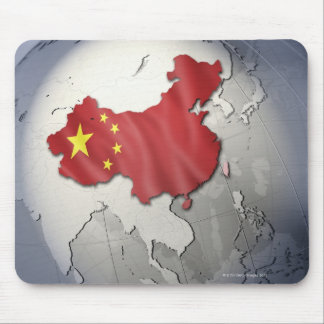 Flag of China Mouse Pad