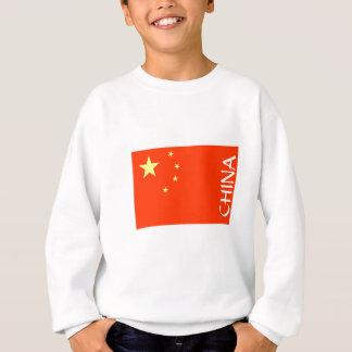 Flag of China Sweatshirt