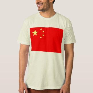 Flag of China T Shirt