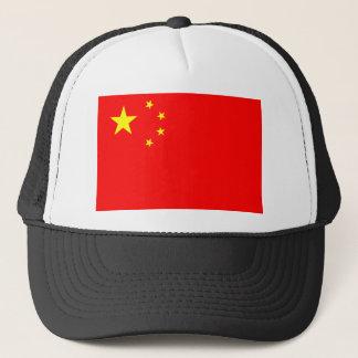 Flag of China Trucker Hat