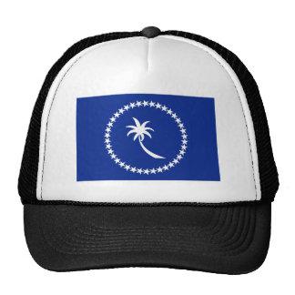 Flag of Chuuk Trucker Hat