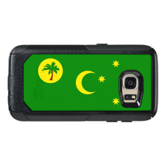 Flag of Cocos (Keeling) Is. Samsung OtterBox Case