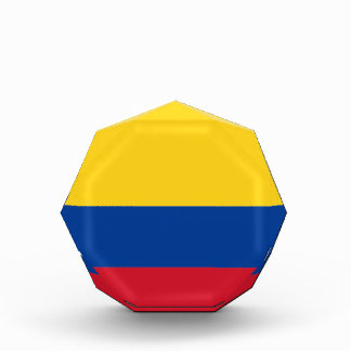 Flag of Colombia Award