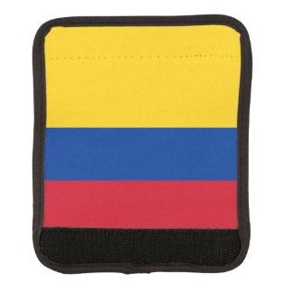 Flag of Colombia Luggage Handle Wrap