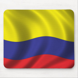 Flag of Colombia Mouse Pad
