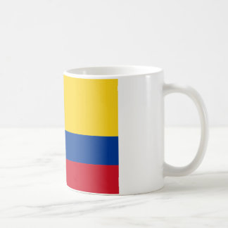 Flag of Colombia Coffee Mug