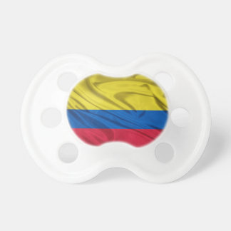 Flag of Colombia Baby Pacifier