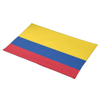 Flag of Colombia Placemat