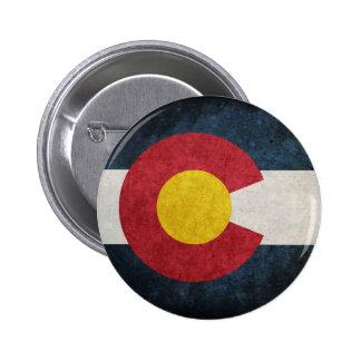 Flag of Colorado Pin