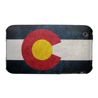 Flag of Colorado iPhone 3 Cover