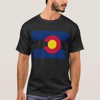 Flag of Colorado Distress Signal T-Shirt