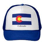 Flag of Colorado Hats