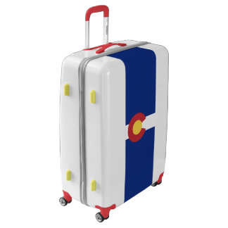 Flag of Colorado Luggage (Large)
