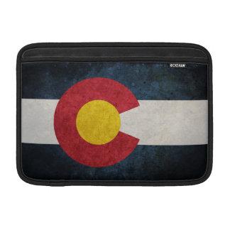 Flag of Colorado MacBook Air Sleeves
