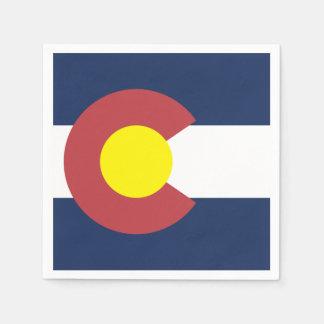 Flag of Colorado Napkin