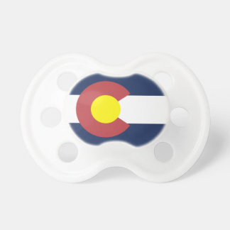 Flag of Colorado Pacifiers