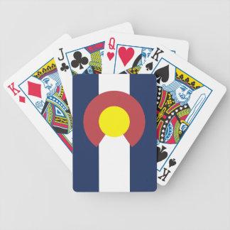 Flag of Colorado Deck Of Cards