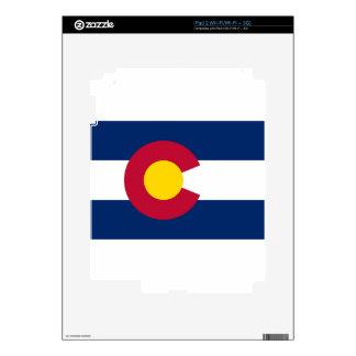 Flag Of Colorado Skin For iPad 2
