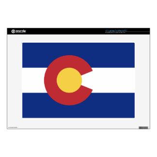Flag of Colorado Skin For Laptop