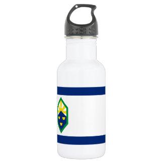 Flag of Colorado Springs Water Bottle