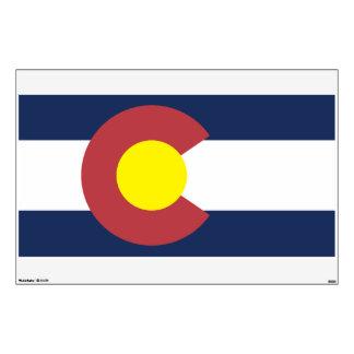 Flag of Colorado Room Decals