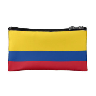 Flag of Columbia, Republic of Colombia Cosmetic Bag