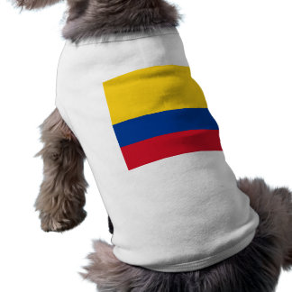 Flag of Columbia, Republic of Colombia Tee