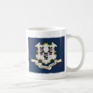 Flag of Connecticut Coffee Mug