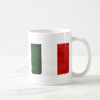 Flag of Consumed Italy Coffee Mug