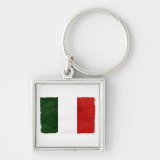 Flag of Consumed Italy Keychain