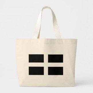 Flag of Cornwall Canvas Bags